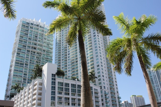 Loft in Brickell  at Brickell on the River